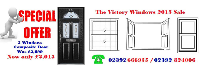 Great Offers from Victory windows hampshire